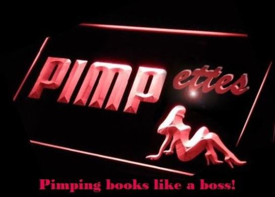 We Pimp Books Like A BOSS!